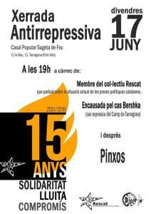 Xerrada Antirrepressiva_17J